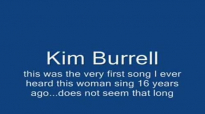 Kim Burrell- WASH ME.flv