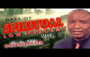 Rev. Dr. Chidi Okoroafor - Days Of Spiritual Low Percent VOL 1 - WORSHIP & PRAIS.mp4