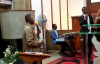 Bishop Francis Sarpong Ministering in songs during anointing service.mp4