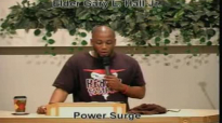 Power Surge - 9.29.13 - West Jacksonville COGIC - Elder Gary L. Hall Jr.flv