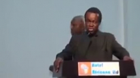 Prof PLO Lumumba's at the 3rd Anti Corruption Convention.mp4