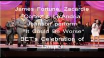 Le'Andria Johnson w_ Zacardi Cortez & James Fortune- It Could Be Worse.flv