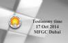 Br Hari MFGC Dubai Malayalam Christian testimony