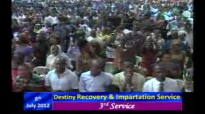 Destiny Recovery and Impartation Service  by Dr Paul Enenche 1
