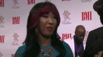 Y'Anna Crawley interviewed at the 2015 Trailblazers of Gospel Music Awards.flv