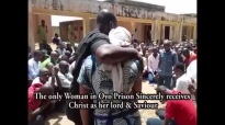 A single girl put in a prison with hundreds of me. That can only happen in Nigeria.mp4
