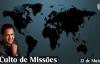 Pr  Josu Brando  Impacto Missionrio  O Campo  o Mundo Pr. Josue Brandao