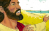 Animated Bible Stories_ Jesus Calms A Storm-New Testament  by Minister Sammie Ward.mp4