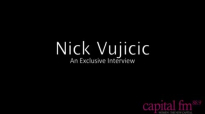 Nick Vujicic Live Interview Part 5 (Luck).flv