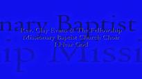 Audio I Hear God_ Rev. Clay Evans & the Fellowship Missionary Baptist Church Choir.flv