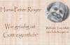 Wie gnädig ist Gott eigentlich - Hans Peter Royer.flv