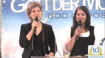 Testimonies - Zeugnisse 10th Anniversary Highlights 27.10.2013 - Pastor John Sagoe.flv