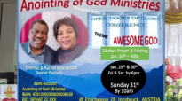 AWESOME GOD Part 3 by Pastor Rachel Aronokhale  Anointing of God Ministries.mp4