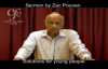 Zac Poonen - Solutions For Young People _ Full Sermon