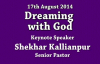 SK Ministies - 17th August 2014, Speaker - Pastor Shekhar Kallianpur.flv