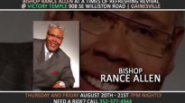 Victory Temple Ministries - Bishop Rance Allen.flv