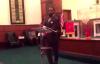 Pastor Tim Rogers singing @ IPC Ministries - Pastor LeAndria Johnson.flv