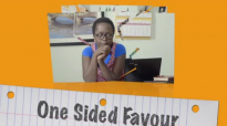 One sided favor. Kansiime Anne. African Comedy.mp4
