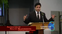 Foundation of Healthy Relationships - Sermon by Pastor Peter Paul.flv