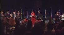 Bishop Iona Locke Warfare Prayer - 2015 #PAWinc Summer Convention.flv