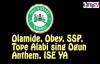 WATCH_ OLAMIDE, OBEY, SSP, TOPE ALABI SING OGUN ANTHEM, ISE YA.flv