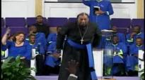 Bishop James H. Morton Jesus