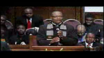 Rev Dr Marcus D Cosby  Transformation