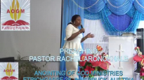 Preaching Pastor Rachel Aronokhale - Anointing of God Ministries_ Stand Firm Part 4. May 2020.mp4