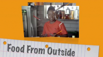 Food from outside. African Comedy. Kansiime Anne.mp4