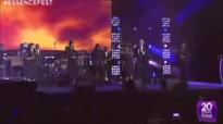 James Fortune & Fiya - Tribute to Yolanda Adams (Essence Festival 2014).flv