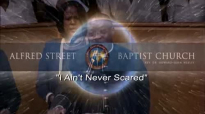 I Aint Never Scared Rev Dr Marcus D Cosby hb
