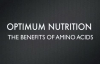 The Benefits of Amino Acids
