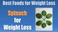 Spinach Weight Loss  Best Foods for Weight Loss  Spinach for Weight Loss