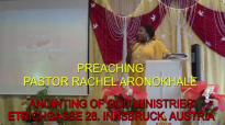 Preaching Pastor Rachel Aronokhale - AOGM POWER OF GRACE May 2019.mp4