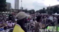 Uncle Reece - Praise in the Park 2014.flv
