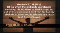 Pastor John HannahJoseph