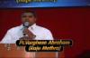 Jesus in Bible- Malayalam Christian Message by Pr. Varghese Abraham (Raju Methra)