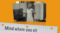 Mind where you sit. Kansiime Anne. African Comedy.mp4
