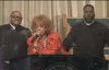 Dorinda Clark-Cole Praise Break at GEI COGIC.flv