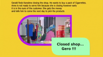The closed shop. Kansiime Anne. African comedy.mp4