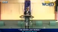 Dr Jamal H Bryant  Seven Last Words Dr Jamal H Bryant sermons 2015