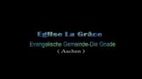 Pasteur Wallo MUTSENGA Malachie à l'Église la Grâce de Aachen_ Allemagne
