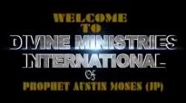 Prophet Austin Moses Ministries  Prophetic Wings  TV Broadcast