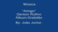Amigo Gerson rufino