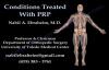 Platelet Rich Plasma treatment, PRP Treament  Everything You Need To Know  Dr. Nabil Ebraheim