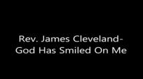 Rev. James Cleveland-God Has Smiled On Me.flv