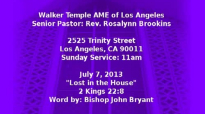 Lost in the House by Bishop John Bryant