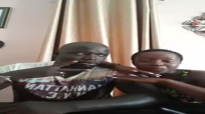 Happy Valentines from Gerald Ojok (Black Chocolate) and Kansiime Anne yo queen n.mp4