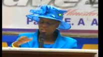 Pastor Folu AdeboyeThe Female Shepard