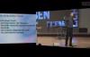 Peter Wenz - Das GOSPEL FORUM_ International und voller Respekt - 03-11-2013.flv